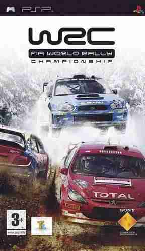 Descargar WRC World Rally Championship [EUR] [UMDRiP] por Torrent